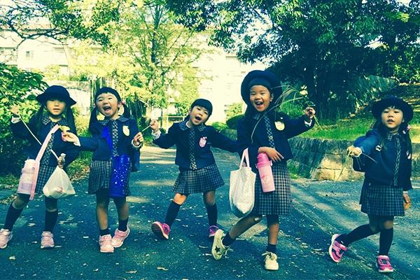 福島の母子を招く幼稚園留学